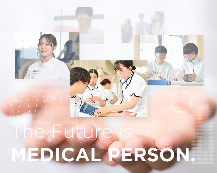 The Future is MEDICAL PERSON.