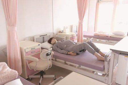 母性小児看護演習室