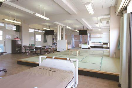 在宅地域・精神看護演習室