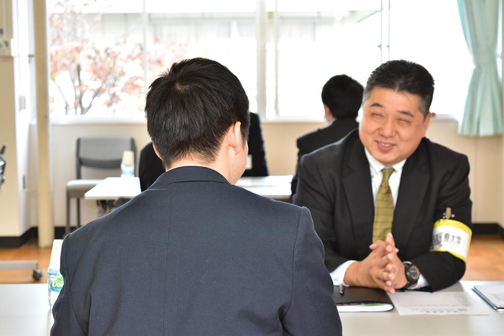11/11(日)大学説明会・入試相談会を開催しました。