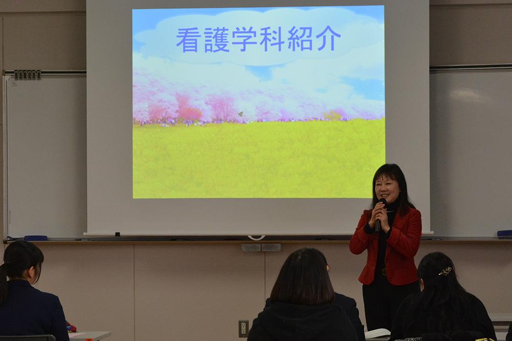 12/16(日)オープンキャンパスを開催しました。