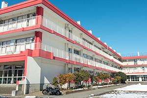 日本保健医療大学 施設と教育環境